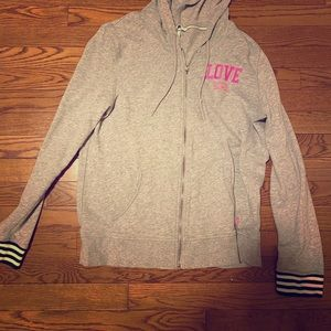 VS zip up hoodie